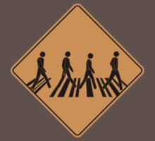 Abbey Road Crosswalk - version 2 by cpotter