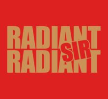 The Fast Show - Radiant Sir Radiant by metacortex