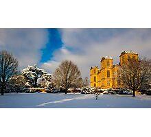Historic Houses Photographic Print