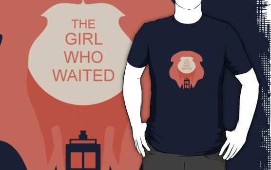 The Girl Who Waited by wolvenhalo