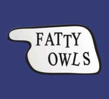 Fawlty Towers - Fatty Owls by metacortex