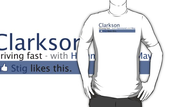 Clarkson- Stig Likes This by SwordStruck