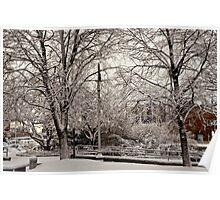 Snowfall4 Poster