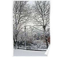 Snowfall 5 Poster