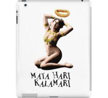 Mata Hari Kalamari iPad Case/Skin