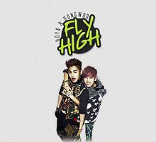 Fly High (Phone Case) by pinkbook