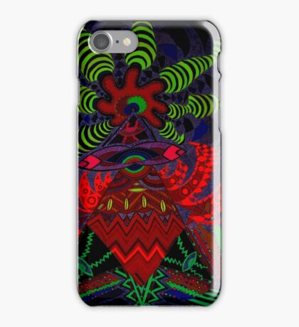 Soul Machine iPhone Case/Skin
