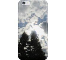 Clouds in the Neighborhood  iPhone Case/Skin