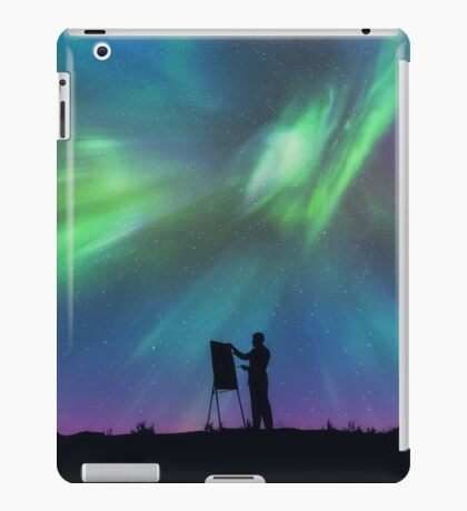 Borealis Painter iPad Case/Skin