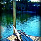 Chillin' on the Dock by Lisa Taylor