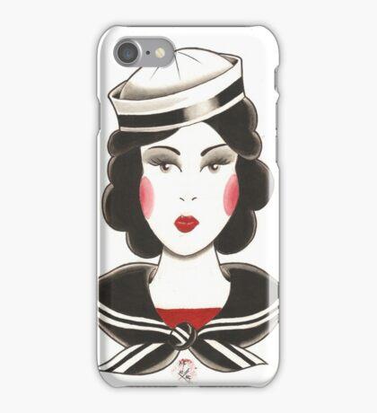 Sailor Girl iPhone Case/Skin