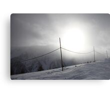 Puy St. Vincent, France * Metal Print