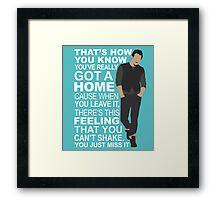 Nealfire - Feeling of Home Framed Print