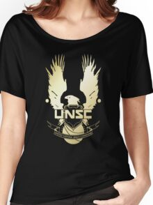 Halo - UNSC Women's Relaxed Fit T-Shirt