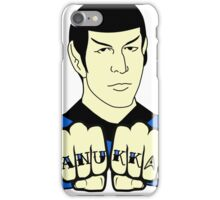 Spock Hanukkah! iPhone Case/Skin