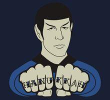 Spock Hanukkah! Kids Clothes