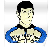 Spock Hanukkah! Poster