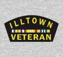 'Illtown Veteran' Kids Clothes