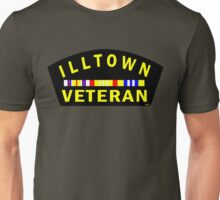 'Illtown Veteran' Unisex T-Shirt