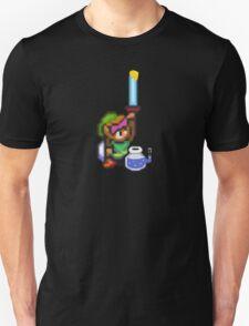 dank ledgend of zelda link snes 710 T-Shirt