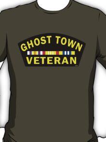 'Ghost Town Veteran' T-Shirt