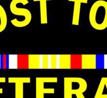 'Ghost Town Veteran' Sticker