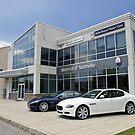 Maserati,Bentley & Rolls Royce of Nashville  by Daniel  Oyvetsky