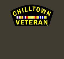 'Chilltown Veteran' Unisex T-Shirt