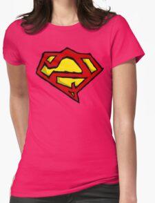 Bizarro Womens Fitted T-Shirt