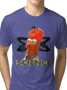 Science with Beaker Tri-blend T-Shirt