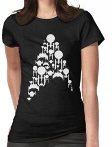 Ships Trek Womens Fitted T-Shirt