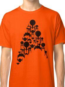 Ships Trek (Black Version) Classic T-Shirt