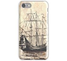 Anchored First Light iPhone Case/Skin
