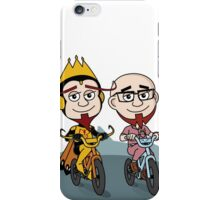 The Monarch & Dr. Venture iPhone Case/Skin