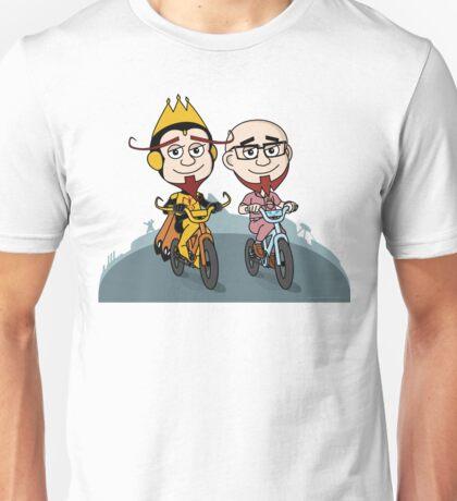 The Monarch & Dr. Venture Unisex T-Shirt