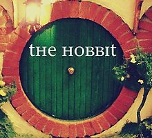 Hobbit Hole by atomicfirefly