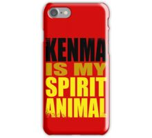 Kenma is my Spirit Animal iPhone Case/Skin
