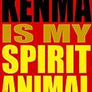 Kenma is my Spirit Animal by Penelope Barbalios
