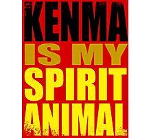 Kenma is my Spirit Animal Photographic Print