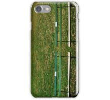 Central Park - Benches & Trees iPhone Case/Skin