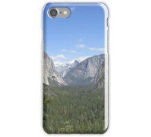 Panoramic Yosemite iPhone Case/Skin