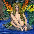 Butterfly Stone by David Webb