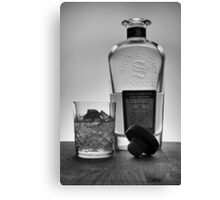 Single Malt Canvas Print