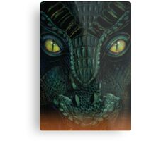 Dragon Metal Print