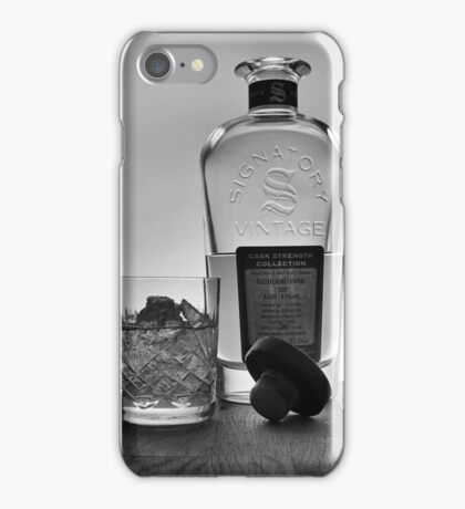 Single Malt iPhone Case/Skin