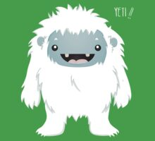 Yeti !! Kids Clothes