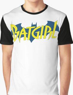 Batgirl logo Graphic T-Shirt