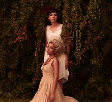 Ellie & Risa 1 by DeftFotography
