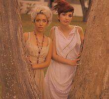 Ellie & Risa 4 by DeftFotography