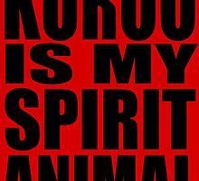 Kuroo is my Spirit Animal by Penelope Barbalios